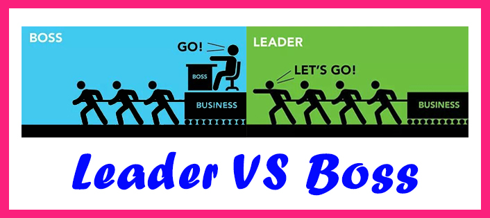 Leader VS Boss: What's The Difference?